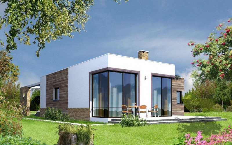 Eco house timber frame solar heating nest invest - Cost of solar panels for 3 bedroom house ...